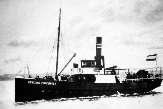 Herzog Friedrich; PAS; 0405; 1901; (Foto 1920; Stadtarchiv Kappeln; erh. 03.03.2008); 05