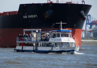 Viktoria Containerschiff IMG_3703